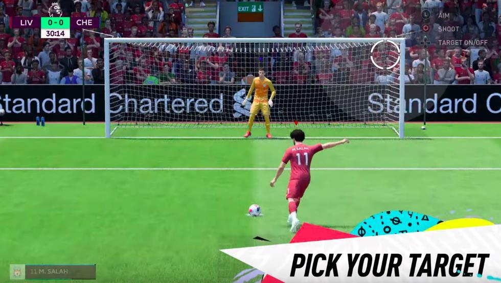 Penalty Shootout Fifa 2020