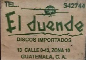 Logo de El Duende Original