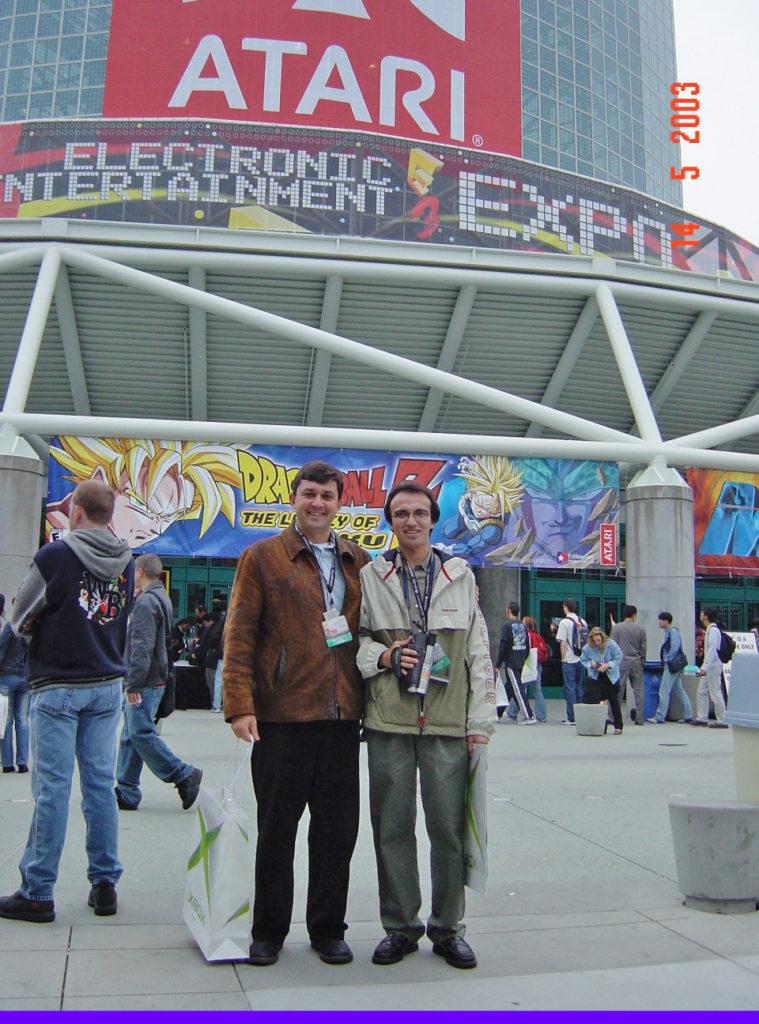 JAM con Fernando en el E3