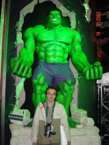 JAM en el E3 California
