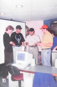 Prueba de Consola de Videojuegos