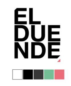 propuesta logo el duende basado en pixel