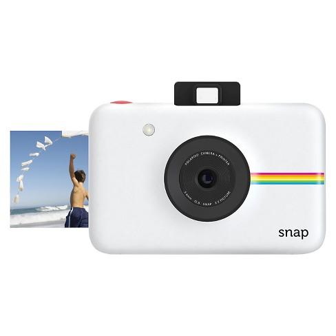 Cámara Digital Polaroid Snap