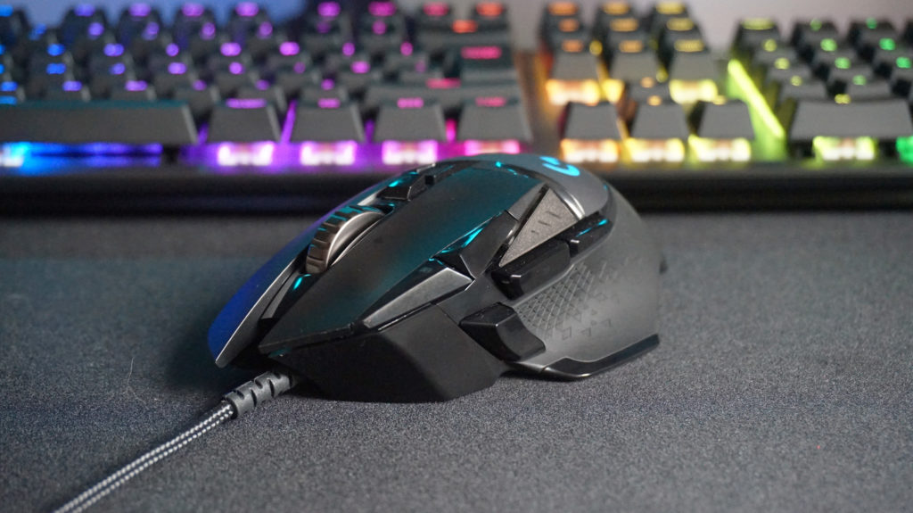 Mouse Gaming Logitech G502 Hero