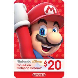 Membresia Nintendo por 20 Dolares