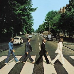 Vinilo Abbey Road Los Beatles