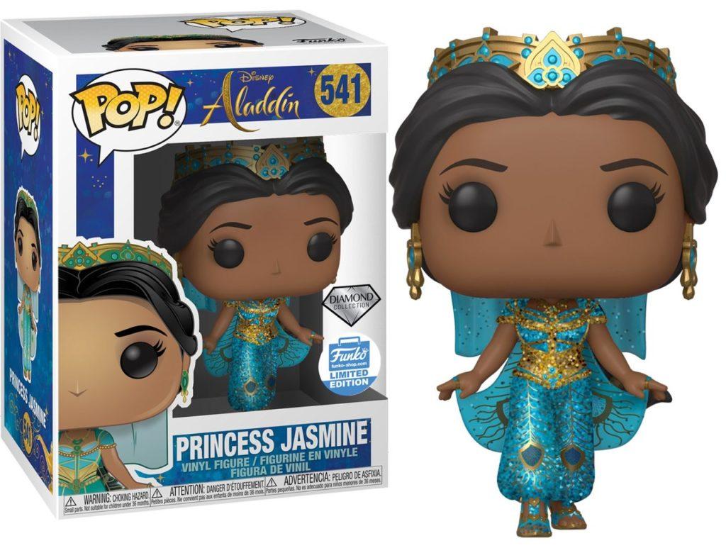 Funko Pop Princesa Jasmine