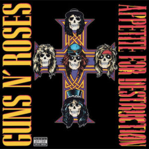 Vinilo Appetite for Destruction Guns N´Roses