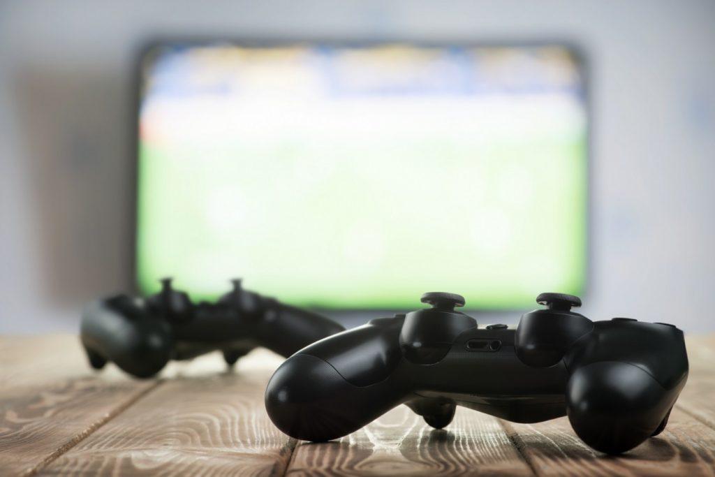 controles para consolas de videojuegos
