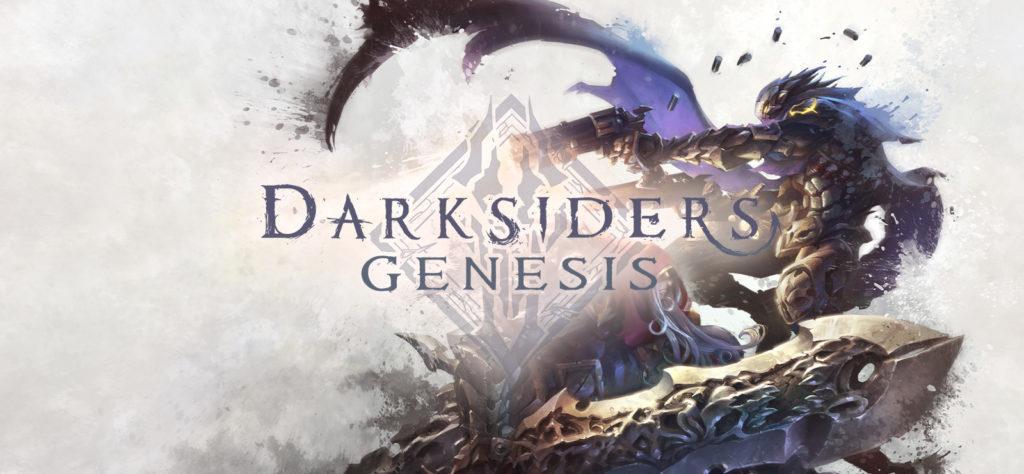 Darksiders Genesis PS4 XboxOne