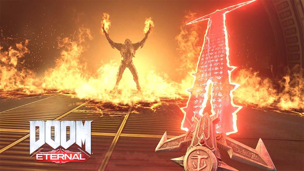 Doom Eternal PS4 XboxOne