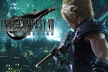 Finaol Fantasy VII Remake PS4 XboxOne