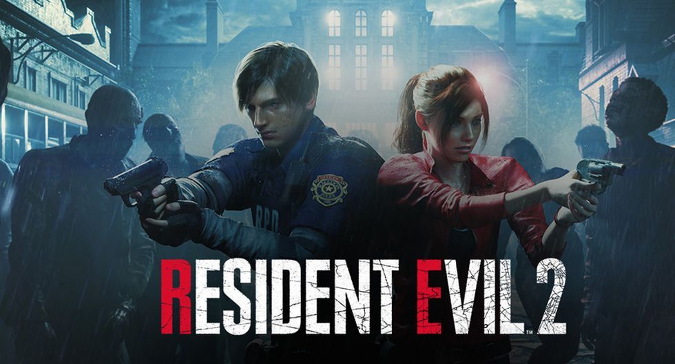 VIDEOJUEGO RESIDENT EVIL 2