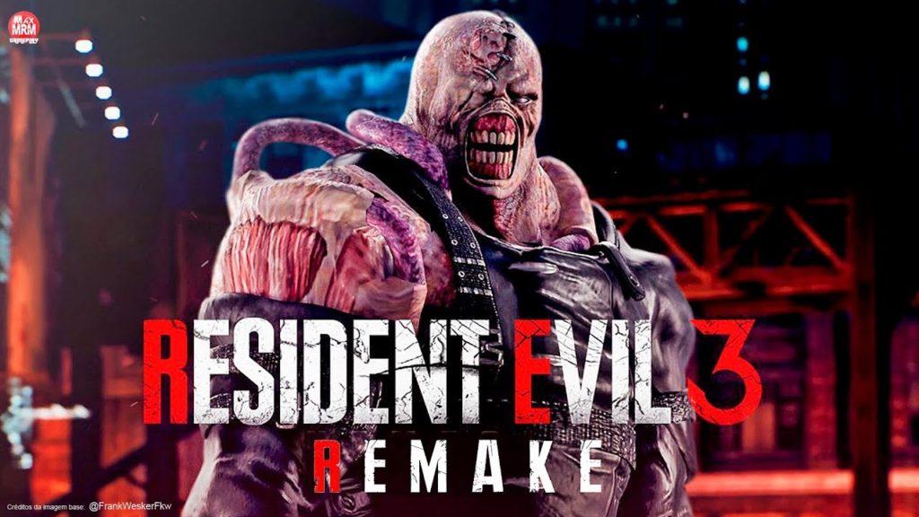 Resident Evil 3 Remake PS4 XboxOne
