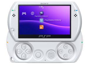 Consola PSP Go