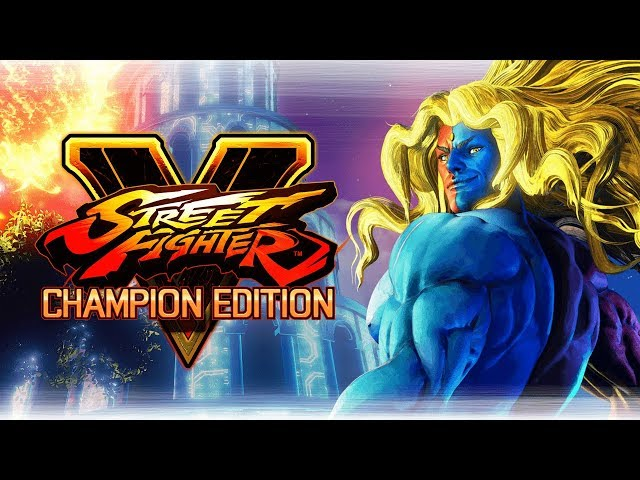 Streeet Fighter Champion Edition PS4