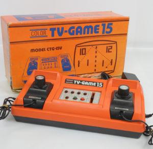 Consola TV-Game15