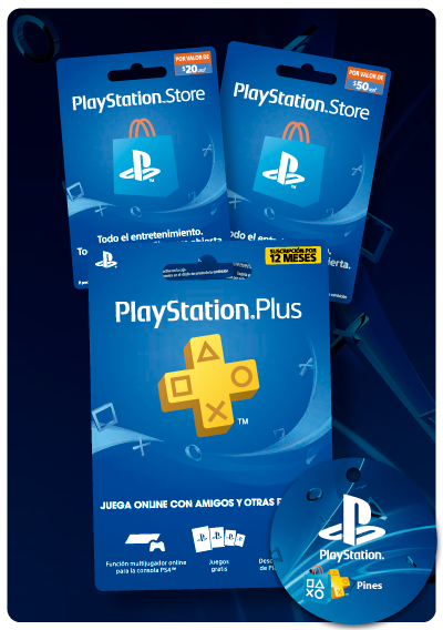 Tarjeta de Playstation Store