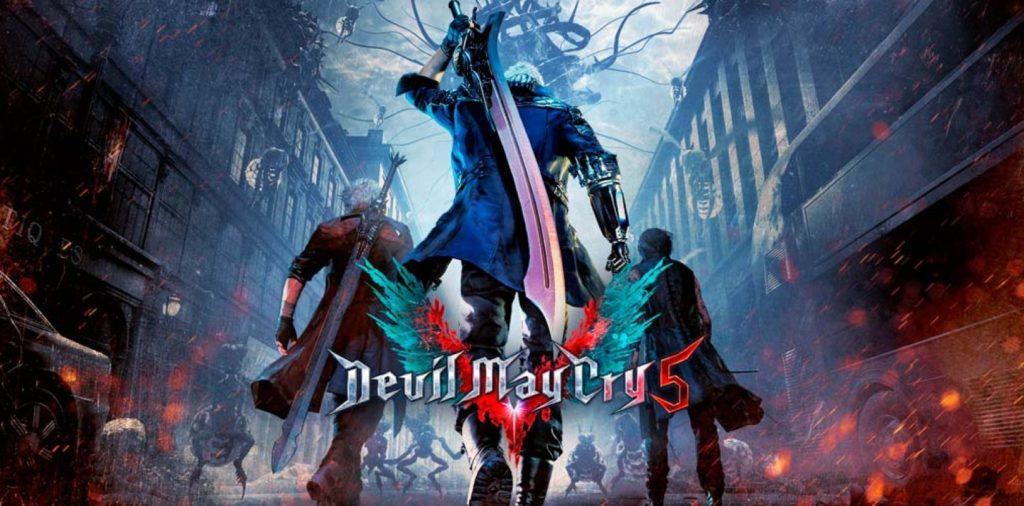 Videojuego Devil May Cry 5
