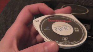 disco PSP UMD