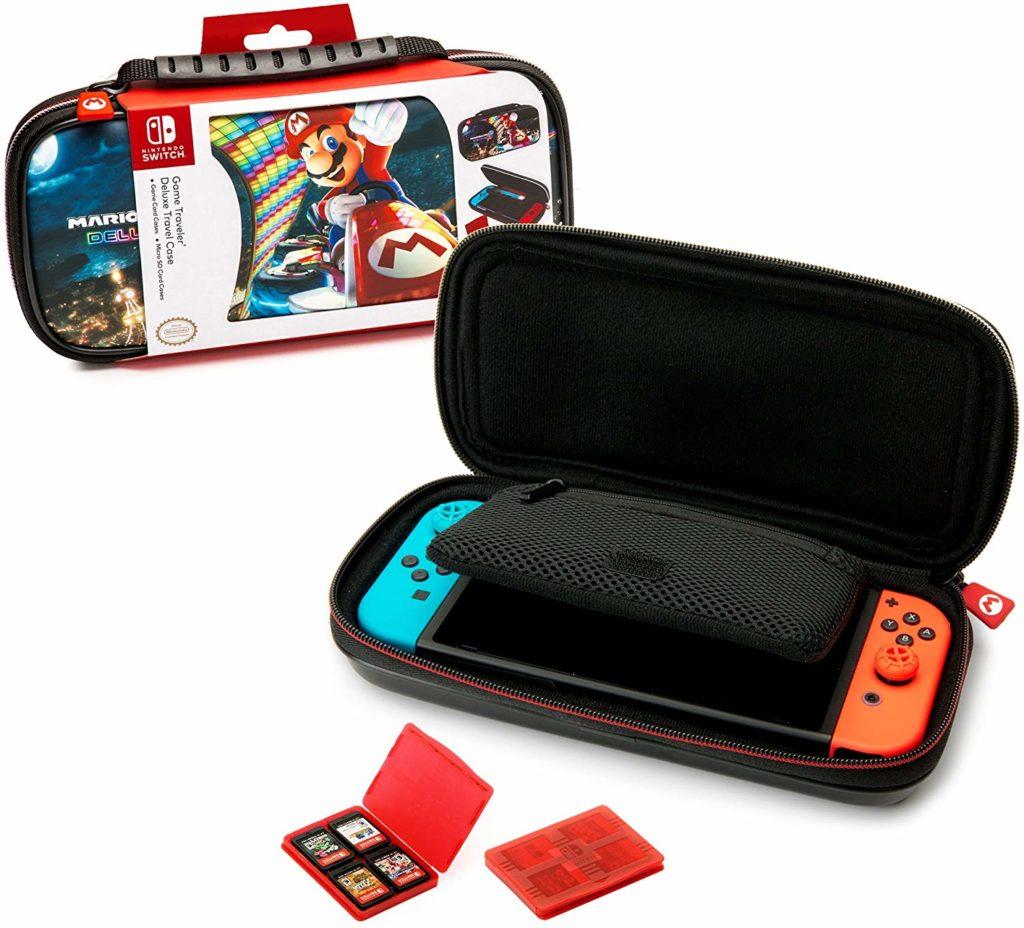 Estuche de Viaje para Nintendo Switch