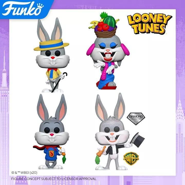 Funko Buggs Bunny