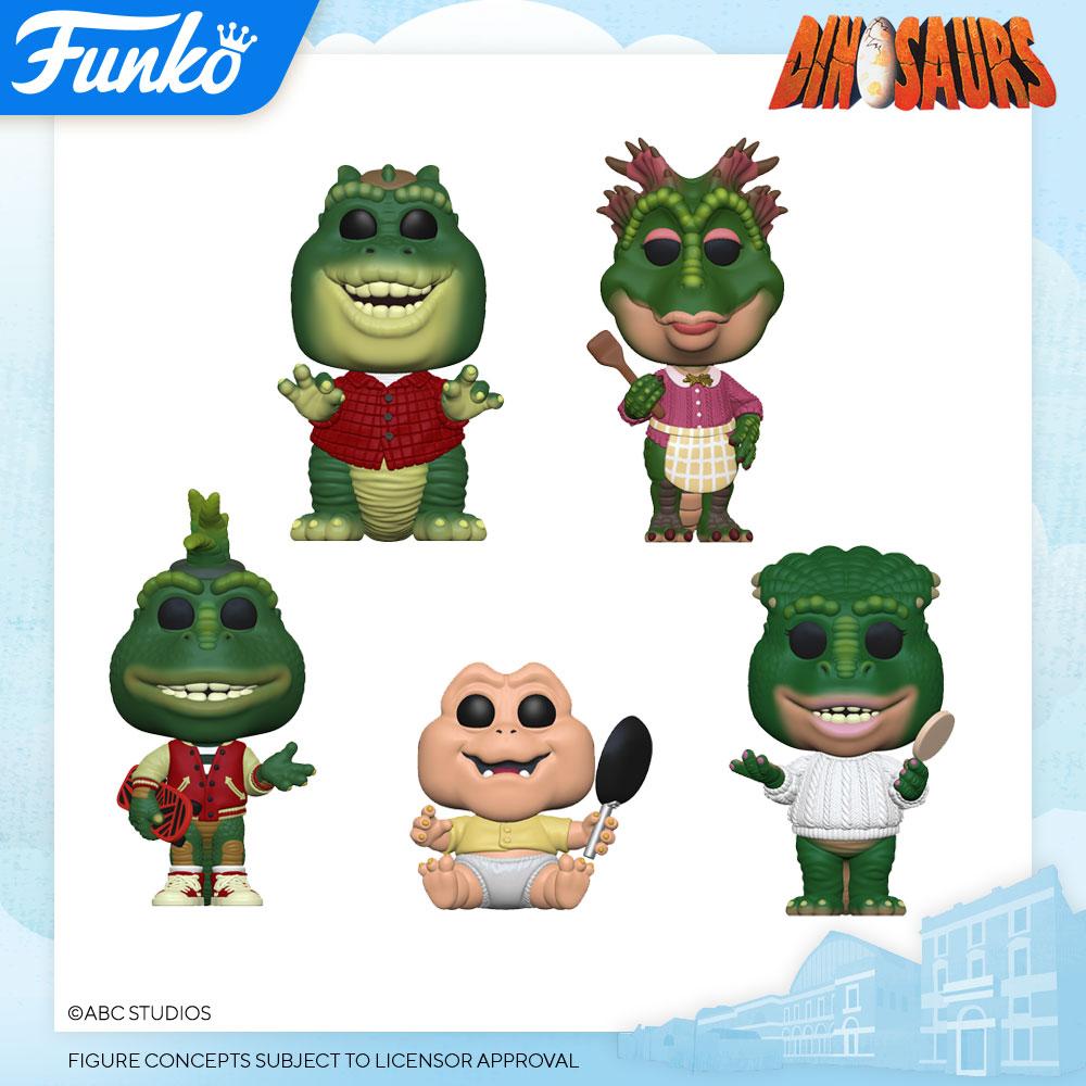Funko Dinosaurs