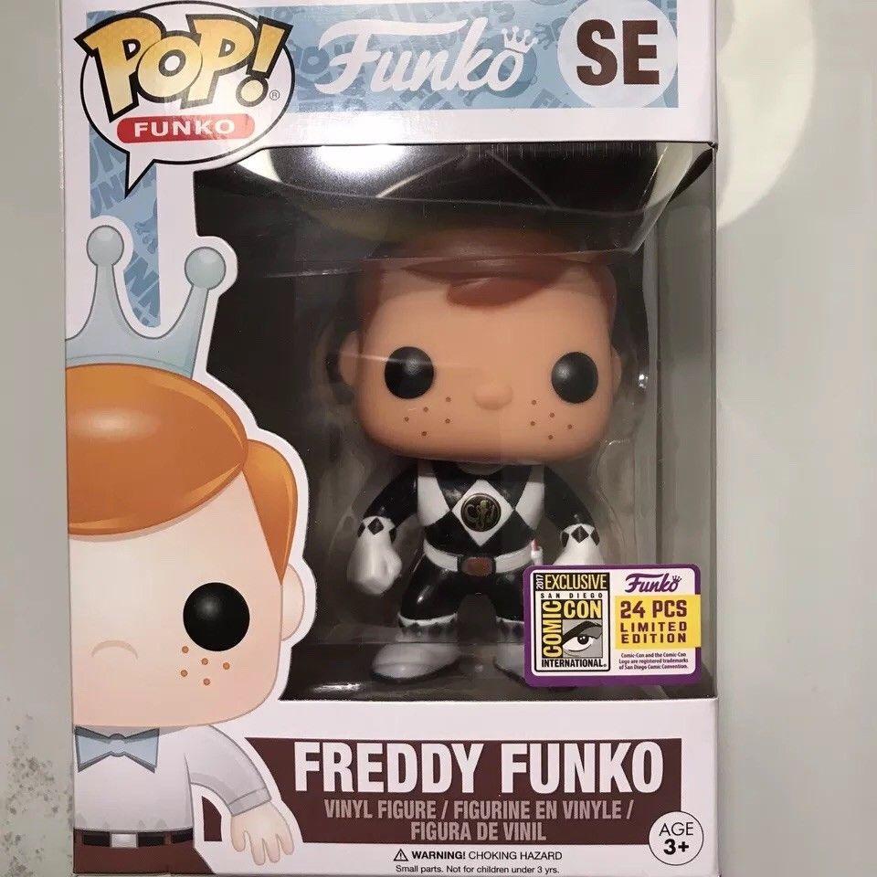 Black Ranger Funko Pop