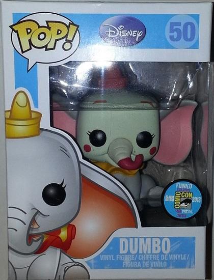 Dumbo Payaso Funko Pop