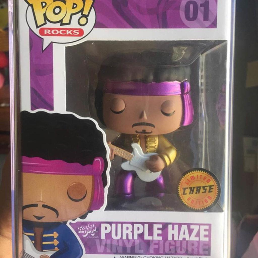 Purple Haze Funko Pop