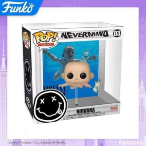 Funko Nirvana Nevermind