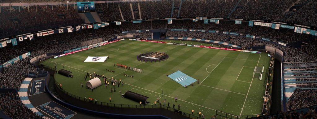 Estadio Racing Avellaneda