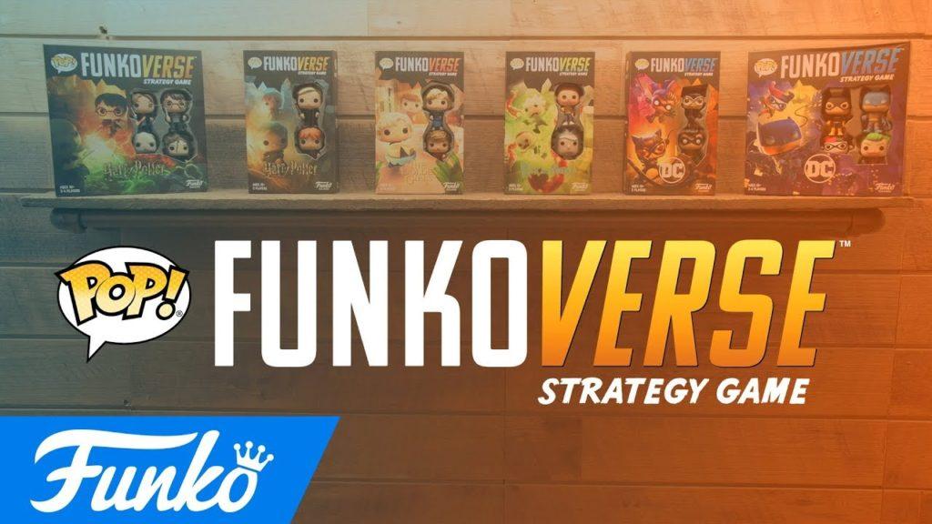 ¿Qué es el Funko Verse?
