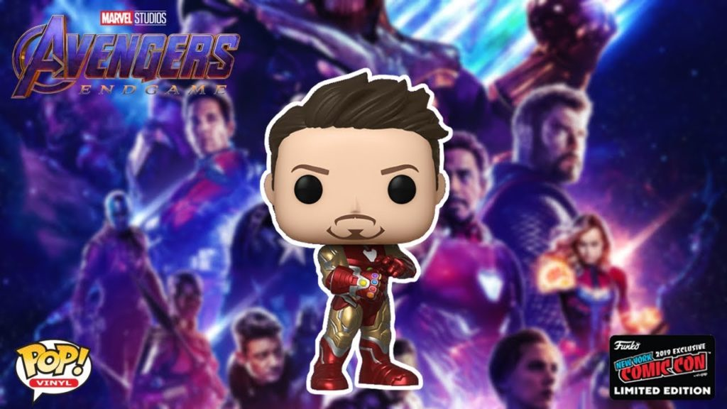 Funko Pop! Tony Stark