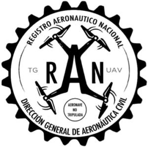 Logo Registro Aeronautico Civil